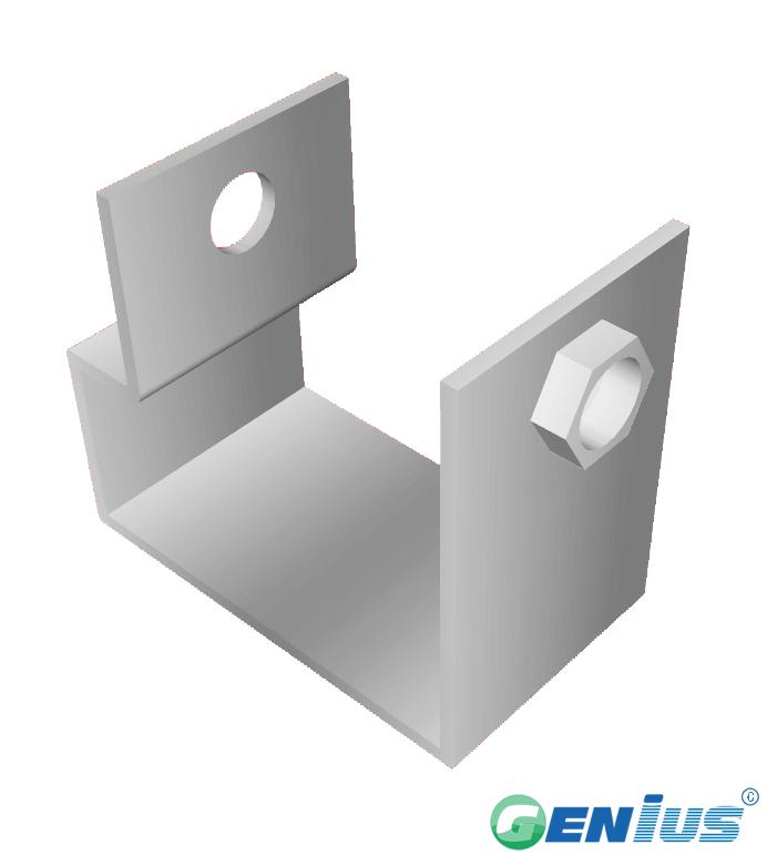 C型夹具 (不锈钢316)