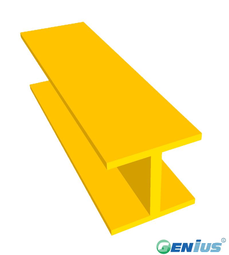结构型材-H梁(乙烯基)