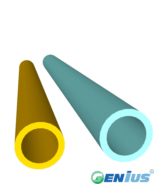 结构型材-圆管(乙烯基)