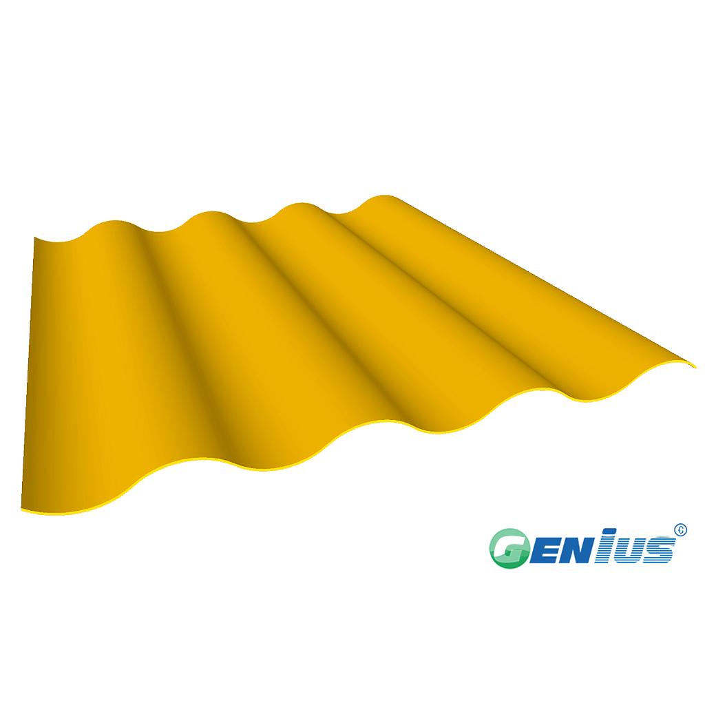 结构型材-大波浪瓦楞板(乙烯基)