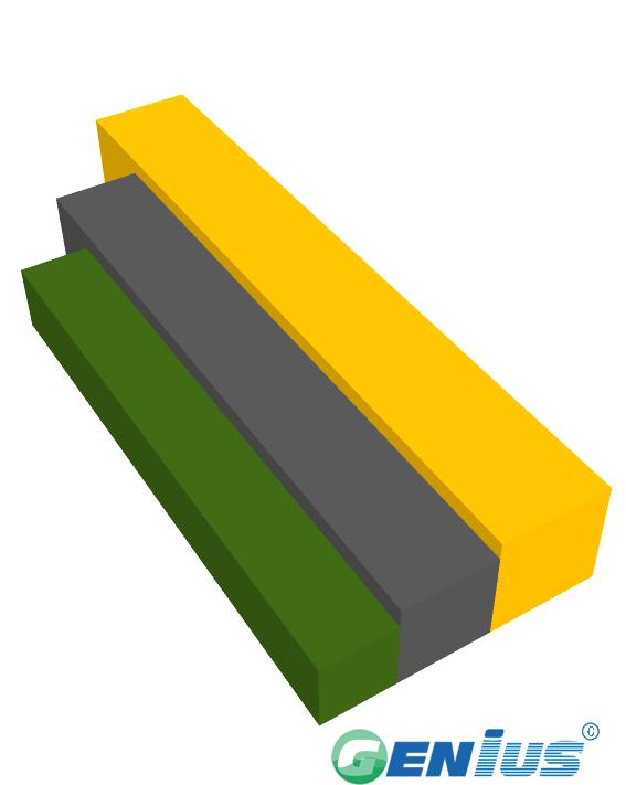 结构型材-实心方棒(乙烯基)
