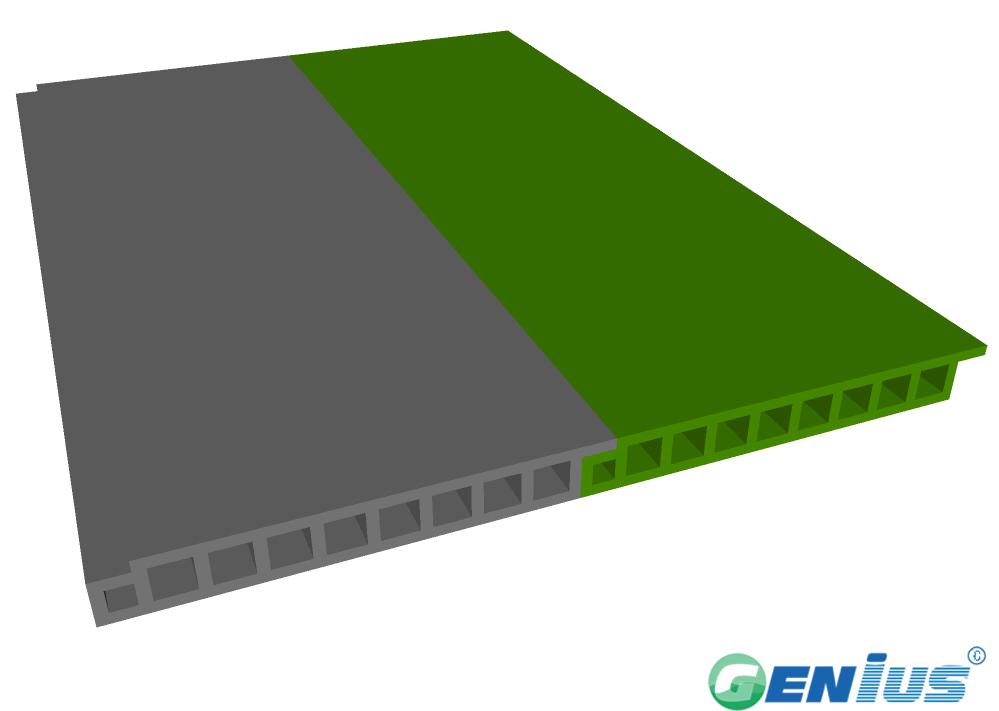 结构型材-楼板(乙烯基)