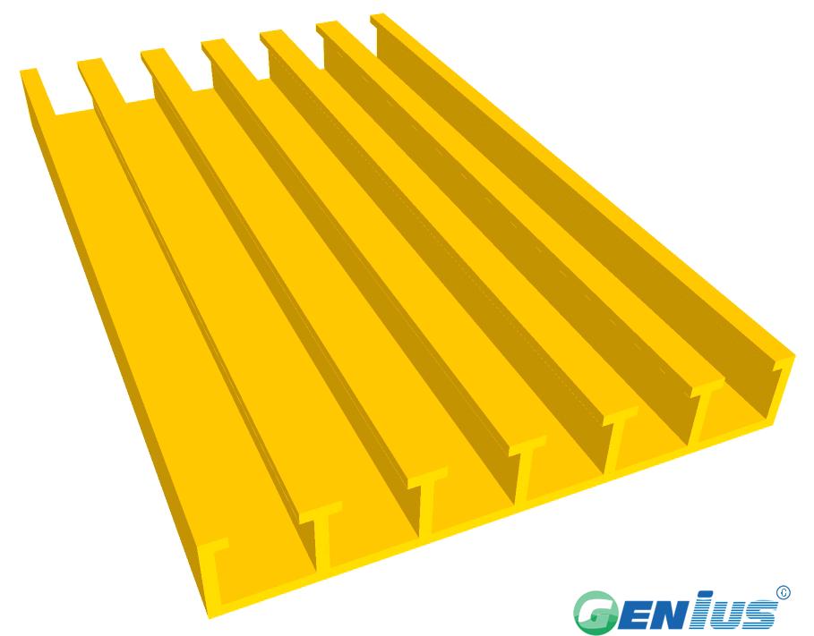 结构型材-甲板(乙烯基)