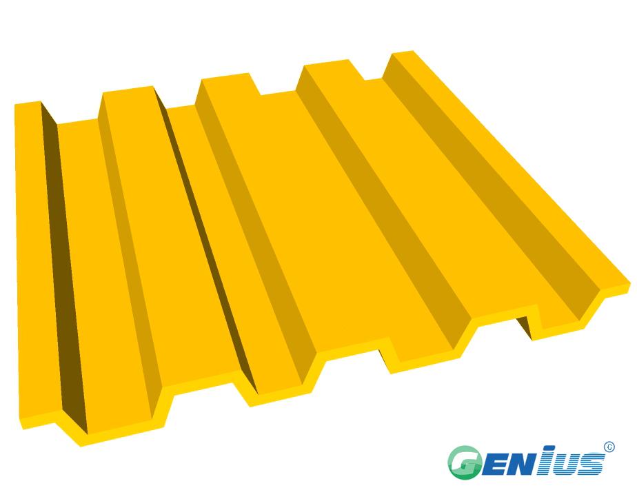 结构型材-踢脚板 (间苯)